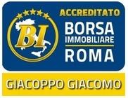 logo Agenzia ACCREDITATO BORSA IMMOBILIARE - GIACOPPO GIACOMO