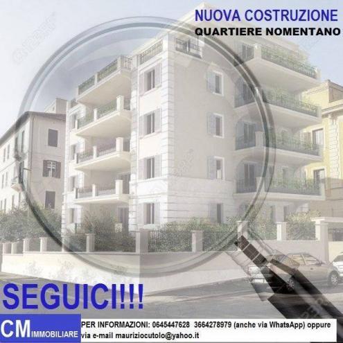 Nuovo Appartamento In Vendita A Roma Bologna